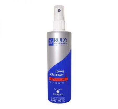 Rekomendasi Hairspray Rudy Hadisuwarno - Non Aerosol Strong