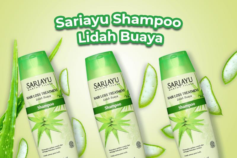 Manfaat Sariayu Shampoo Lidah Buaya