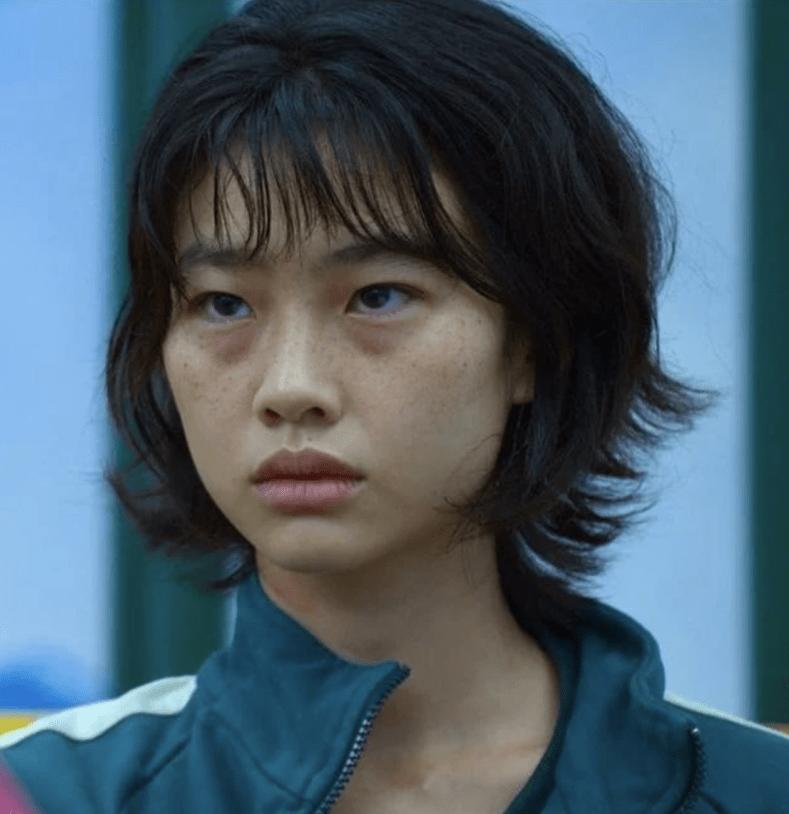 Tutorial Freckless Kang Sae-byeok Squid Game