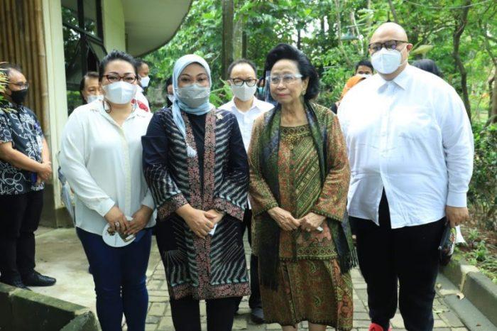 Kampung Djamoe Organik Martha Tilaar