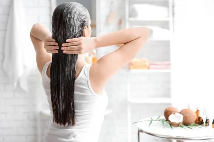 Perawatan rambut di rumah