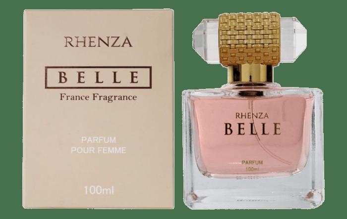 Parfum lokal tahan lama