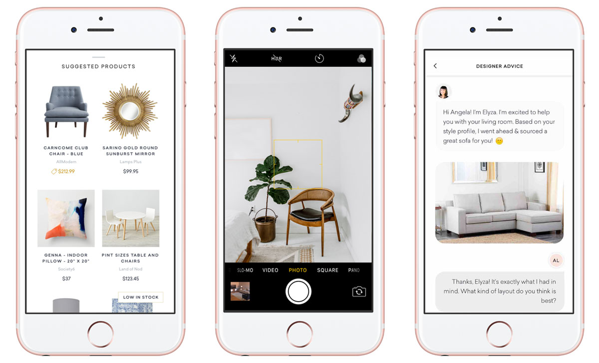 Havenly - #4 App for Homeowners