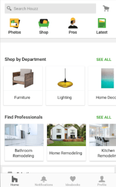 Houzz - #3 App for Homeowners