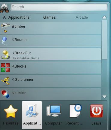 Kickoff QML Application View