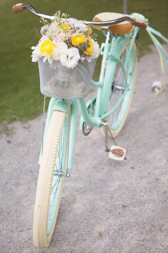 pintar bici mint mary paint