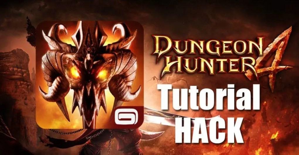 Hack para Dungeon Hunter 4 (DH4)