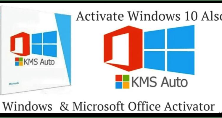 KMS Auto: activador para Windows 8, 8.1, 10 y Office 2016.
