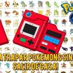 Aquí aprenderás cómo JUGAR Pokémon Go desde Casa, o más bien: encontrarás un TRUCO para CAPTURAR Pokemones desde CASA. Cero riesgos afuera.