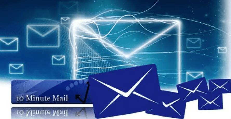 Cómo crear cuentas de correo desechables.