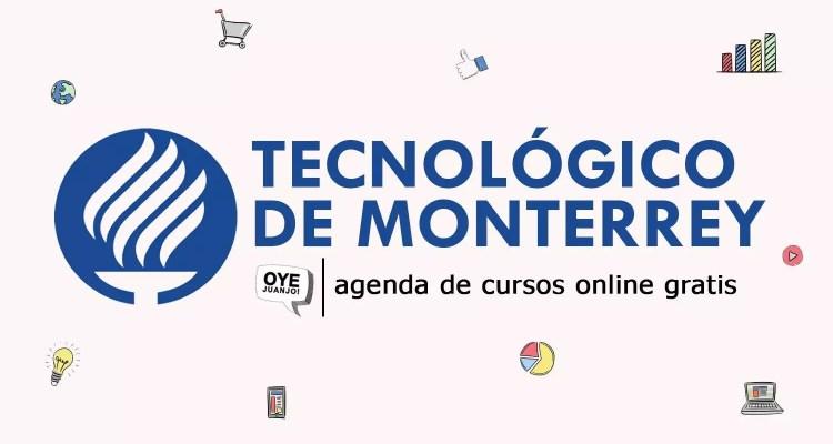 En este post te mostraremos 33 cursos gratuitos que son dictados por el Instituto Tecnológico de Monterrey, y todos son en línea