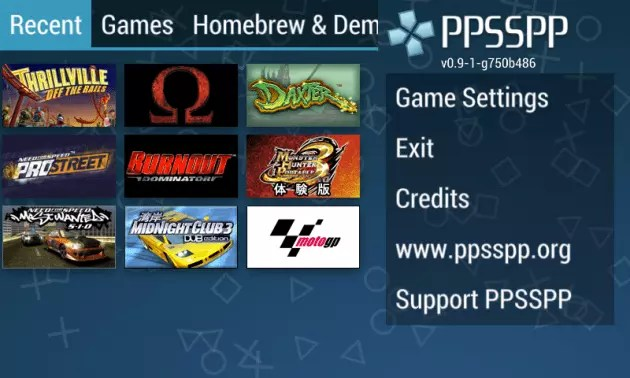 How to install and configure PPSSPP, PSP emulator for your