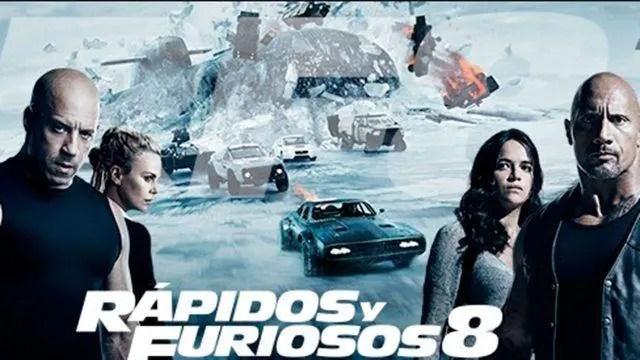 Ver la película Rápido y Furioso 8 online HD 2017.