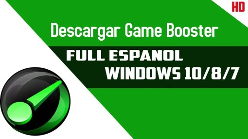 game booster download windows 10