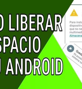 En este post te enseñaremos algunas prácticas que puedes hacer para eliminar espacio innecesario de tu dispositivo Android. ¡ENTRA!