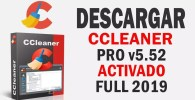 ACTUALIZADO ⭐ Aprenderás cómo descargar e instalar CCleaner PRO 5.55.8108 2019 totalmente FULL, con su ACTIVADOR y su SETUP. ✅ ¡ENTRA!