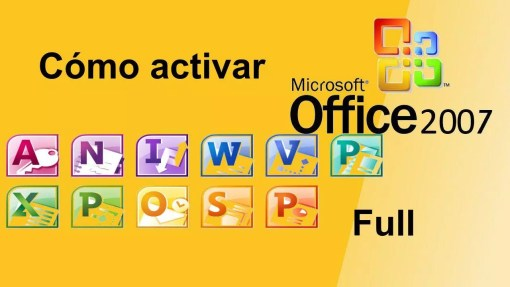 how to activate microsoft office 2007 without a key