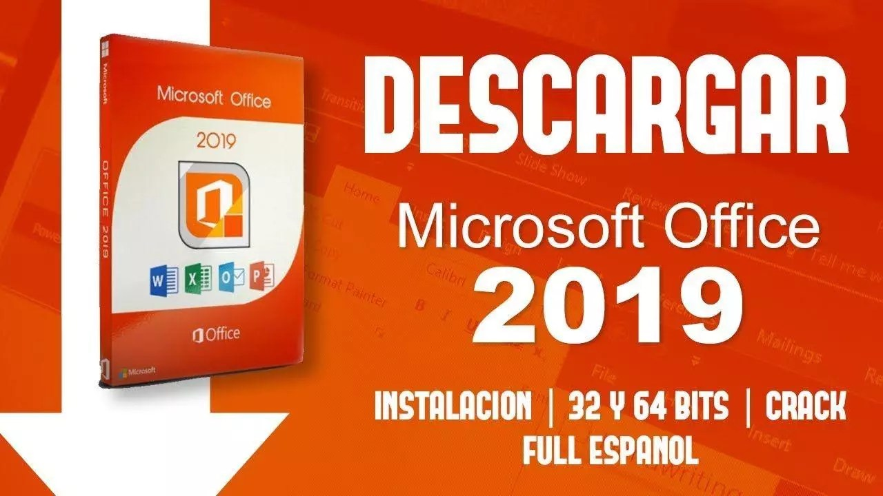 descargar office 2019 en español full gratis