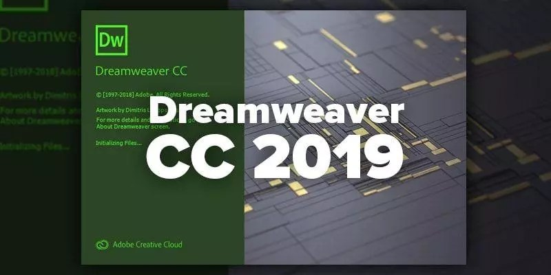 DOWNLOAD Adobe DreamWeaver CC 2019 FULL - 32 / 64 bits ▷ 2019