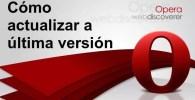 Aprenderás cómo ⭐ ACTUALIZAR OPERA ⭐ (incluso el Mini) a su última versión y GRATIS, tanto para Windows 10, Linux / Ubuntu y móviles. ✅