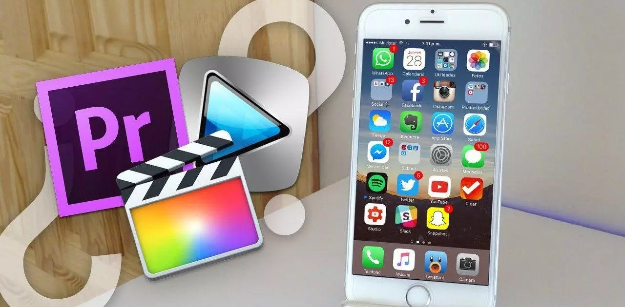 How to make edits for free on iphone