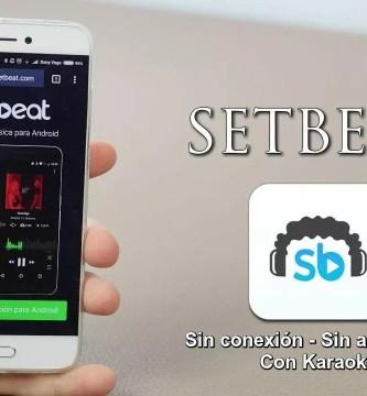 Conoce ⭐ SetBeat app, el CLON GRATIS DE SPOTIFY y cómo descargar ✅(tanto para Android APK, iOS, PC, SetBeat Web (online) y escuchar música las 24 horas. ⭐
