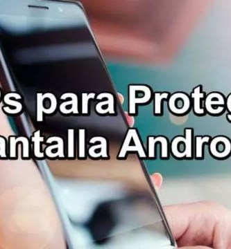 See useful tips for ⭐ PROTECT the SCREEN ✅ of your precious ANDROID cell phone ⭐ and take care that it doesn't break or get damaged. IN!
