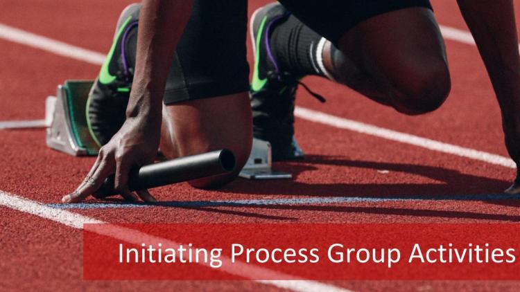 project management process group