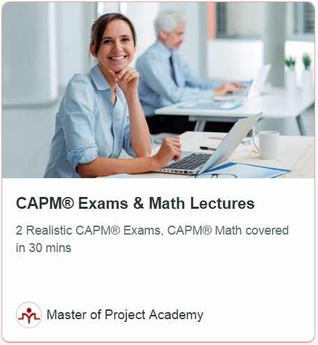 CAPM Questions and Answers
