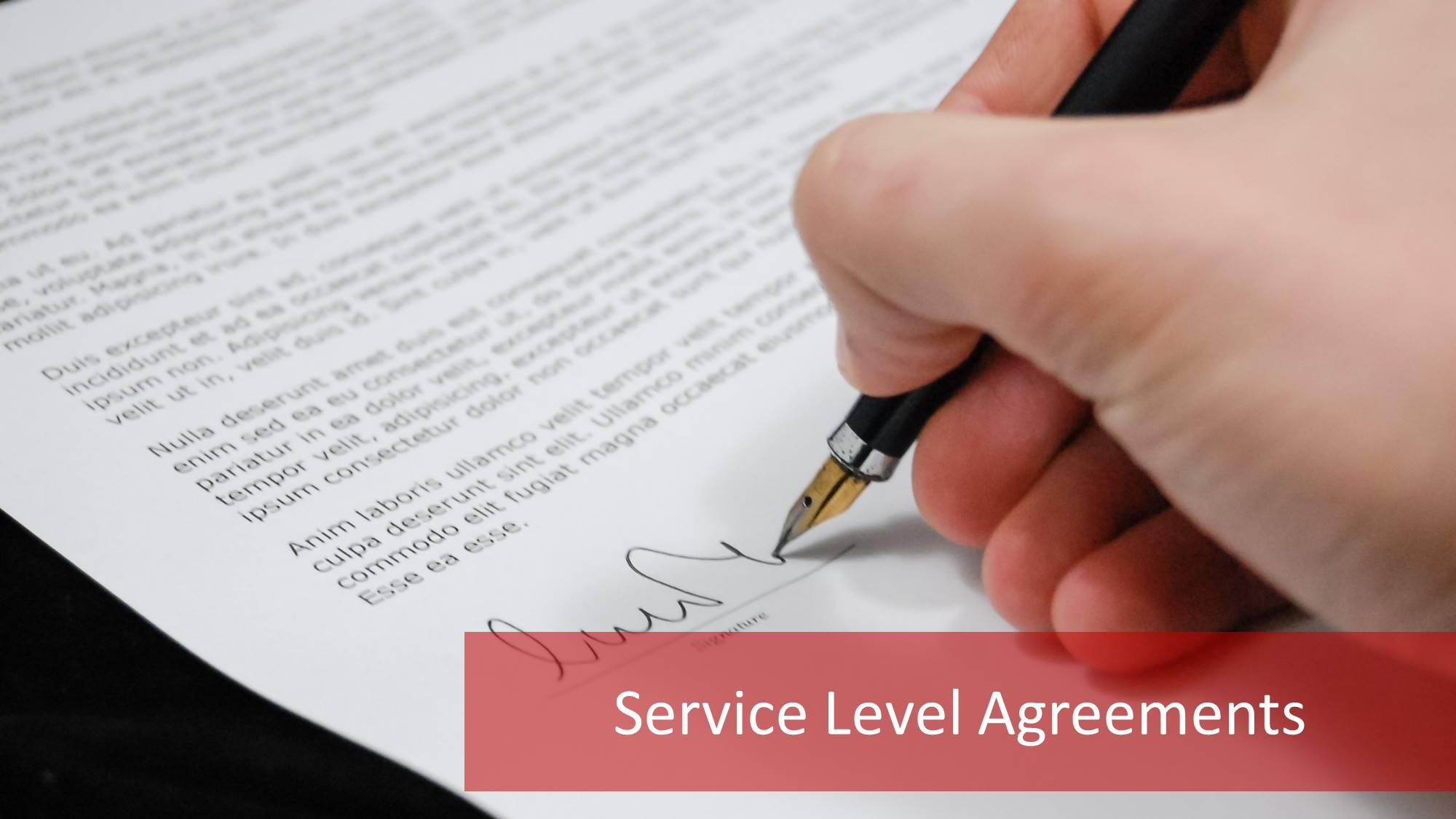 3 Most Common Types Of Service Level Agreement (Sla)5 Min. Read