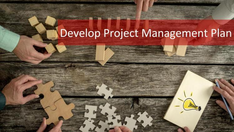 Develop Project Management Plan