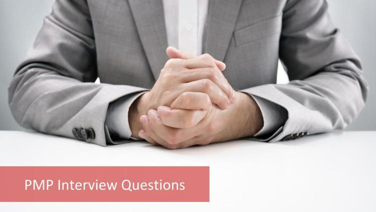 PMP Interview Questions