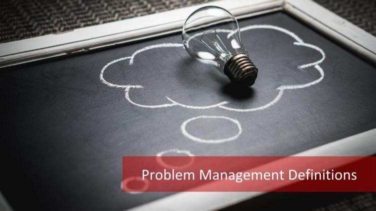 problem management process
