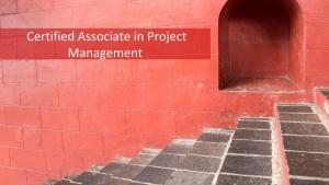 Certified Associate in Project Management: 7 Steps to Become CAPM