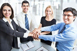 Employee trust and teamwork are a vital part of development and progression.