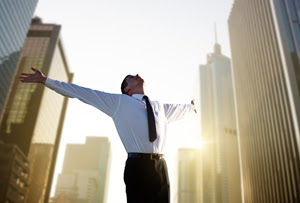A positive mindset can go a long way in a management leadership position.
