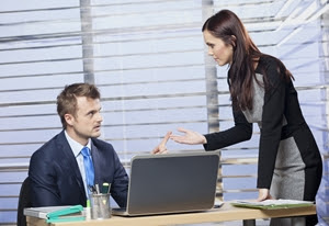 Workplace conflict has both pros and cons when handled in the correct manner.