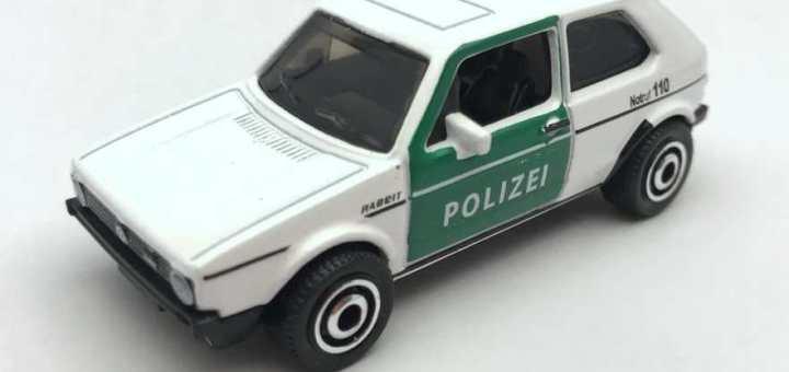 Matchbox MB1200 : 1976 Volkswagen Golf Mk1