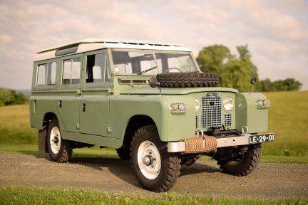 1965 Land Rover Series II