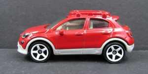 Matchbox MB1037 : 2016 Fiat 500X