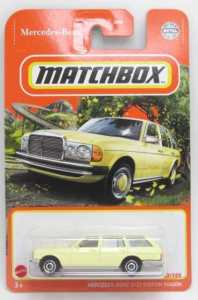 Matchbox MB1169 : 1980 Mercedes-Benz W 123 Wagon