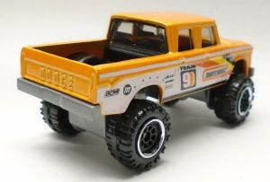 Matchbox MB1183 : 1968 Dodge D-200