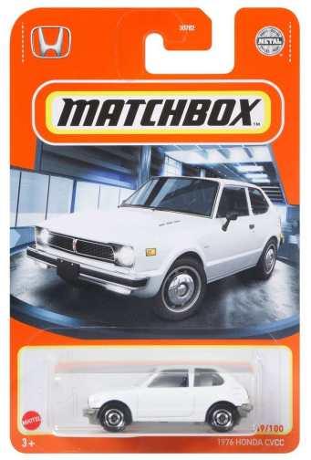 Matchbox MB1209 : 1976 Honda CVCC