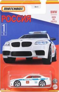 Matchbox BMW M5 Police