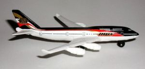 Matchbox Skybusters : Boeing 747 - 55th Anniversary
