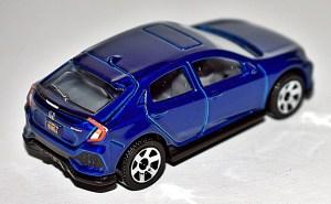Matchbox MB1090 : 2017 Honda Civic Hatchback (5 Pack : 2021 #05 – MBX City Sedans)