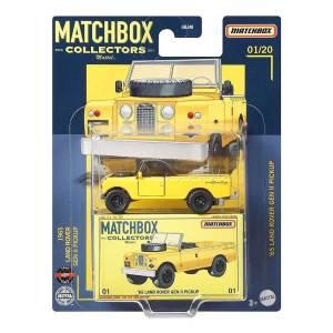 Matchbox MB1165 : 1965 Land Rover Series II Pickup - Matchbox Collector