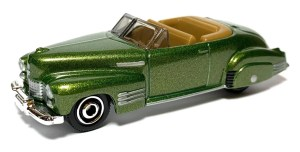 Matchbox MB1207 : '41 Cadillac Series 62 Convertible Coupe - 2020 Basic Range