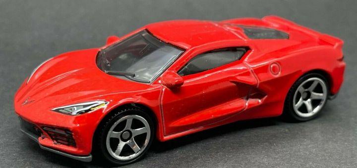 Matchbox MB1221 : 2020 Corvette C8