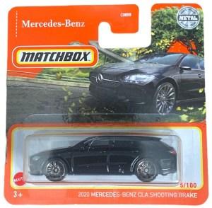 Matchbox MB1231 :2020 Mercedes-Benz CLA Shooting Brake (2021 Basic Range)